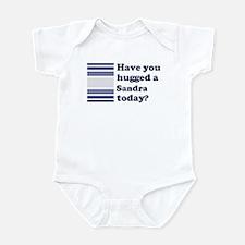 Hugged Sandra Infant Bodysuit