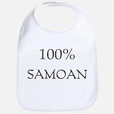 100% Samoan Bib