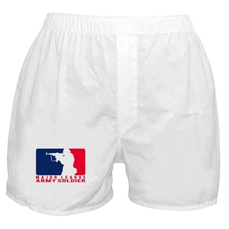 Major League Soldier 2 - ARMY Boxer Shorts