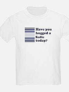 Hugged Sadie T-Shirt