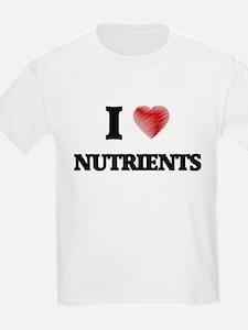 I Love Nutrients T-Shirt