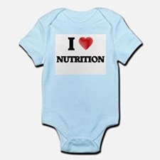 I Love Nutrition Body Suit