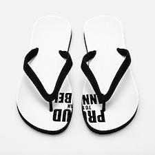 Proud to be ANNABEL Flip Flops
