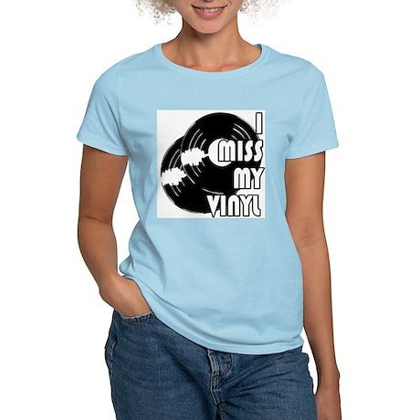Vinyl records Women's Light T-Shirt
