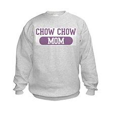 Chow Chow Mom Sweatshirt