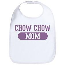 Chow Chow Mom Bib