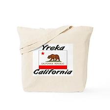 Yreka California Tote Bag