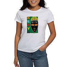 African Mask Tee