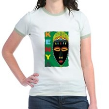 African Mask T
