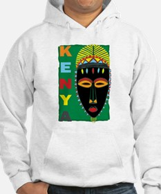 African Mask Jumper Hoody