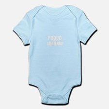 Proud to be ADRIENNE Body Suit