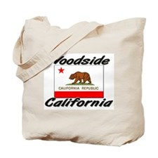 Woodside California Tote Bag