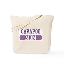 Cavapoo Mom Tote Bag