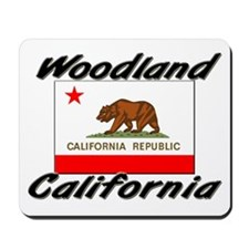 Woodland California Mousepad