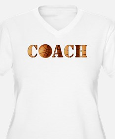 coach (basketball) T-Shirt