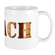 coach (basketball) Mug