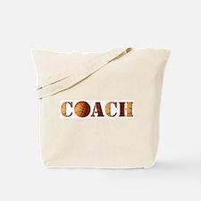 coach (basketball) Tote Bag