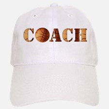 coach (basketball) Baseball Baseball Cap