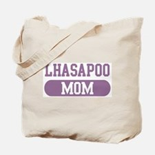 Lhasapoo Mom Tote Bag