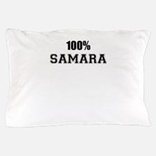100% SAMARA Pillow Case