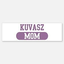 Kuvasz Mom Bumper Bumper Bumper Sticker