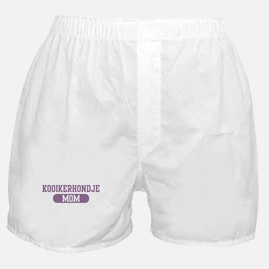 Kooikerhondje Mom Boxer Shorts
