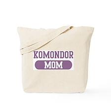 Komondor Mom Tote Bag