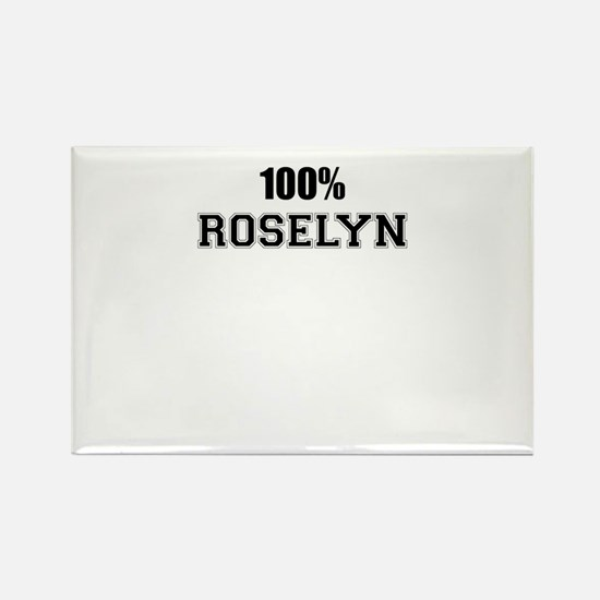 100% ROSELYN Magnets