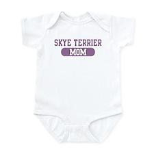 Skye Terrier Mom Infant Bodysuit
