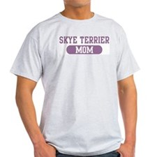 Skye Terrier Mom T-Shirt