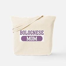 Bolognese Mom Tote Bag