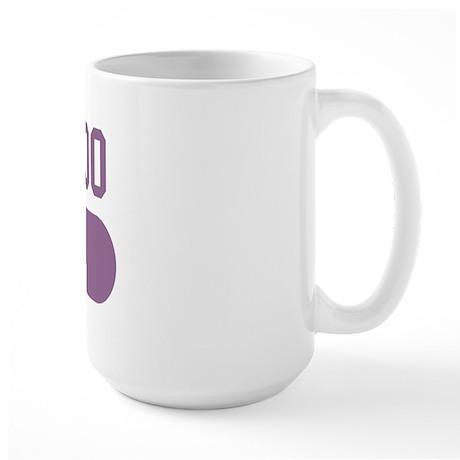 Shih-Poo Mom Large Mug