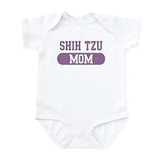 Shih Tzu Mom Infant Bodysuit