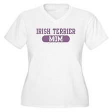Irish Terrier Mom T-Shirt
