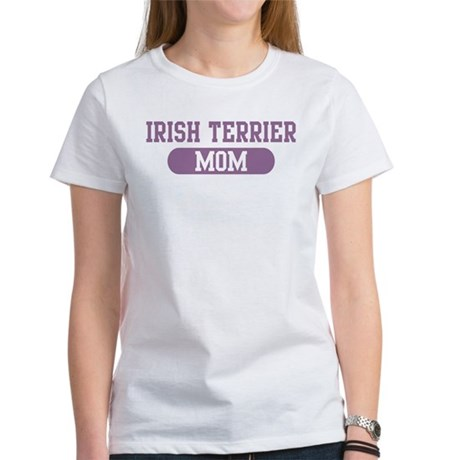 Irish Terrier Mom Women's T-Shirt