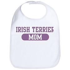 Irish Terrier Mom Bib