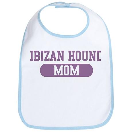 Ibizan Hound Mom Bib