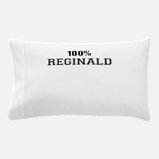 100% REGINALD Pillow Case