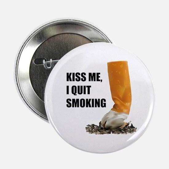 "I Quit Smoking 2.25"" Button"