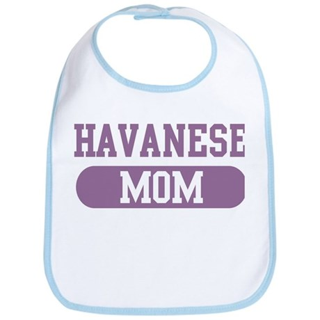 Havanese Mom Bib