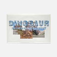 ABH Dinosaur NM Rectangle Magnet