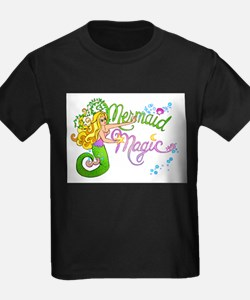 mermaidmagicplain T-Shirt