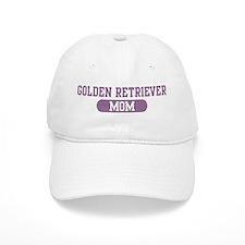 Golden Retriever Mom Baseball Baseball Cap