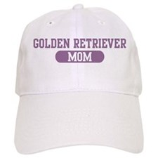 Golden Retriever Mom Baseball Cap