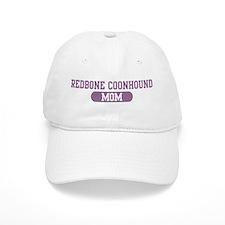 Redbone Coonhound Mom Baseball Cap