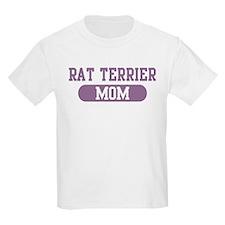 Rat Terrier Mom T-Shirt