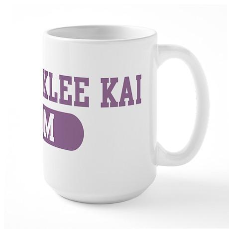 Alaskan Klee Kai Mom Large Mug