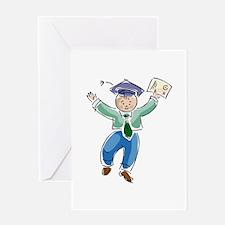 Happy grad Greeting Cards