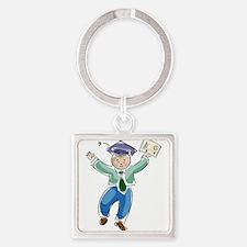 Happy grad Keychains