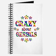 Crazy About Gerbils Journal
